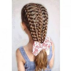 Little Girl Hairstyle Braids . 6 List Little Girl Hairstyle Braids . 133 Gorgeous Braided Hairstyles for Little Girls Little Girl Braid Hairstyles, Girly Hairstyles, Little Girl Braids, Girls Braids, Pretty Hairstyles, Braided Hairstyles, Hairstyle Braid, Braid Ponytail, Toddler Hairstyles