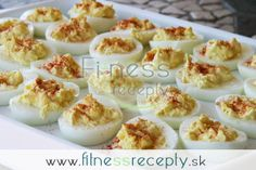 Here is one of the best recipes for deviled eggs that you will ever eat. You know one of my favorite things ever to eat has always been devil eggs. I used to crave deviled eggs and I would beg my mother and. Paula Deen Deviled Eggs, Southern Deviled Eggs, Egg Recipes, Low Carb Recipes, Cooking Recipes, Healthy Recipes, Party Recipes, Cooking Eggs, Easter Recipes