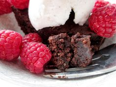 Hope For Healing: The Perfect Chewy Fudgy Brownie