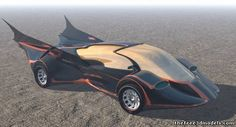 new batmobile | ADVERTISMENT by Herminio Nieves@2013 car model