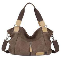 Woman Canvas Bags Women Casual Shoulder Bag Messenger Bags Bolso