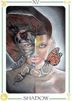 The Fifth Tarot- Shadow Card XV