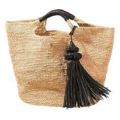 InNewYorkParisTomorrow.blogspot.com: Raffia, Straw, Market Baskets and Summer