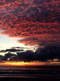 Drama of clouds