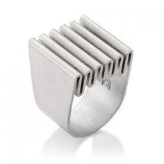 Beautiful sterling silver Antonio Bernardo ring.