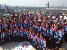 Twitter / TeamGB: [PHOTO] @TeamGB medalists join ...