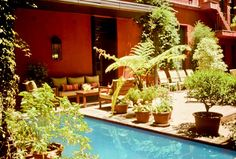 Love this! Great color stucco, fabulous pool, love.