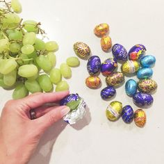 Wrapped Grapes For Kid Funny April Pranks Picture