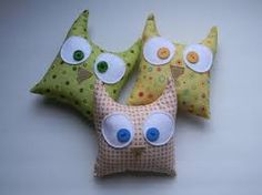 easy and cute owl hand warmers or pillows!!