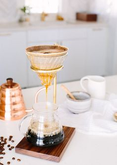 HOW TO: The perfect pour over