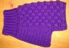 Puff Stitch Crochet Dog Sweater Pattern in XS S M L