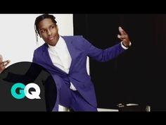 "ASAP Rocky Teases A Verse Off ""A.L.L.A."""