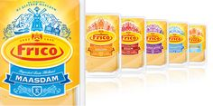Frico cheese designed by Osborne Pike (read here)