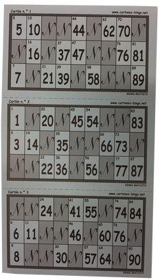 8 Ideas De Cartones De Bingo Cartones De Bingo Bingo Bingo Para Imprimir