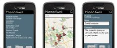 Kenya's open data helped develop this app, Msema Kweli, a mobile application that helps keep track of Community Development Fund projects. By simply being able to choose the project from a list generated from your choice of constituency, the app shows the relevant details of that project. It then allows you to be able to share the same project to your contacts via SMS, email or on social media platforms. Open Data, Mobile Application, Very Well, Platforms, Track, Community, Social Media, Projects, Log Projects