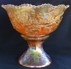 Fenton Carnival Glass - sooo pretty!