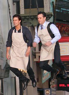 Tom Cruise + Jimmy Kimmel Live + Spaghetti + Eggs + a Zip Line?!?!?!? http://www.youtube.com/watch?v=w-ZUwEiOdEg=share=PLqQ3hwjp9yWh-rrY_DO2s2UkFEebCNg9x #TeamTC