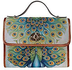 so you can take your peacock with you  allthingspeacock.com - Peacock Bags