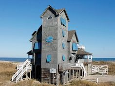 Inn at Rodanthe - Hatteras Island's Most Celebrated Vacation Rental Outer Banks Nc, Outer Banks Vacation Rentals, Vacation Spots, Rodanthe North Carolina, Seaside Inn, Hatteras Island, Big Chill, Famous Movies, Where To Go