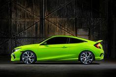 Nouveau concept Honda Civic