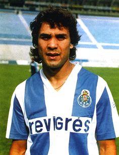 Jogador do F.C. Porto - Madjer