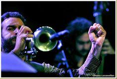 Julián Sánchez amb Free Art Ensemble, Teatre L'Atlàntida, Vic 2013