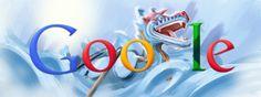 Google Doodle: Dragon Boat Festival 2010