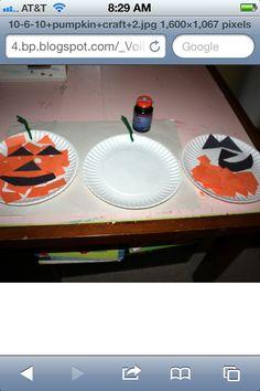 Halloween Craft for Montessori