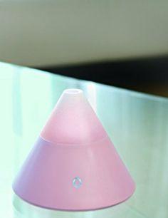 Amazon.com: ZAQ Noor LiteMist Aromatherapy Essential Oil Diffuser (Green): Health & Personal Care $50