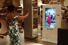#Retailtechnologie #Zintuigen #Beleving #RetailTheater #Stap3 www.retailtheater.nl