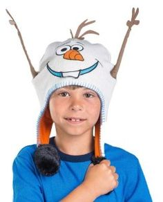 9106fb7dd6a Disney Frozen Olaf Flipeez Hat  the wildly popular