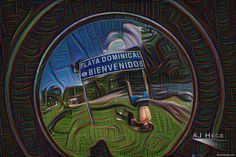 Playa Dominical in Costa Rica #DreamDeeply - Playa Dominical, Costa Rica through #DreamDeeply #DeepDream #Filter Follow AJ Hége Photography on Facebook: www.facebook.com/ajhegephotography Follow New Source on Facebook: www.facebook.com/newsourceFL