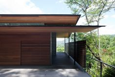 House In Asamayama By Kidosaki Architects Studio. As Visitors Approach The  Homeu0027s East Entrance They