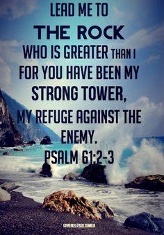 Psalm 61:2-3