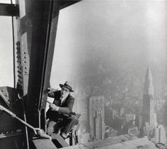 The Construction of Empire State Building « vintage everyday   #nashvillecontractor