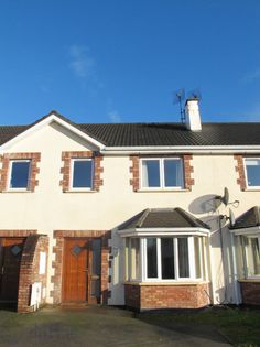26 Ballymoneen, Ennis, Co. Clare - 3 bedroom terraced house for sale at gbp) from DNG O'Sullivan Hurley Property & Financial Services Terraced House, Hurley, Property For Sale, Ideal Home, Houses, Mansions, Bedroom, House Styles, Ideal House