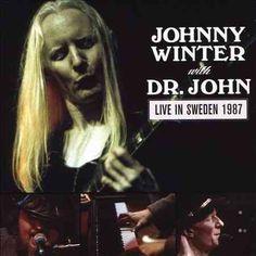 Johnny Winter - Live in Sweden 1987: Johnny Winter