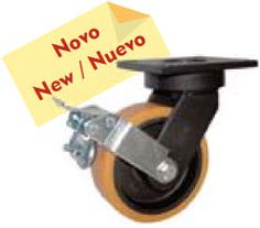 Casters we offer!