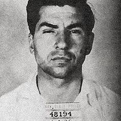 """Lucky Luciano, a REAL """"gangster"""""""