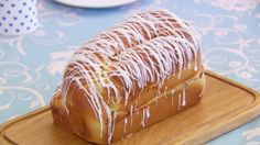 This Povitica recipe is featured as a technical challenge in The Great British Baking Show airing on PBS. Get the recipe at PBS Food.
