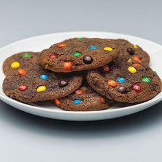 M&M'S Milk Chocolate Minis Cookies