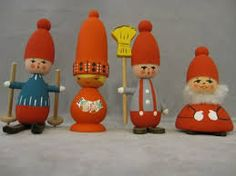 Image result for vintage wooden figures
