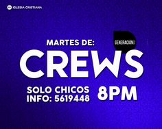 Crews - Martes de Crews Chicos