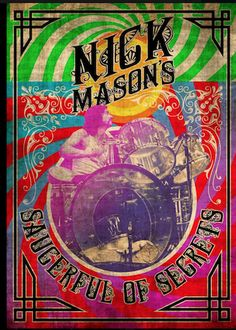 Nick Mason's Saucerful of Secrets: Live At The Roundhouse film francais streaming gratuit Pink Floyd Live, Pink Floyd Art, Free Online Movie Streaming, Streaming Movies, Hd Streaming, Secret Live, The Secret, A Saucerful Of Secrets, Free Tv Shows