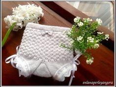 Knitting For Kids, Baby Knitting, Lace Shorts, White Shorts, Lana, Crochet Hats, Women, Fashion, Templates
