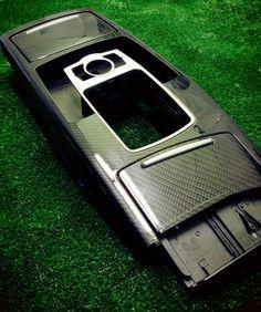 Consola Central Audi