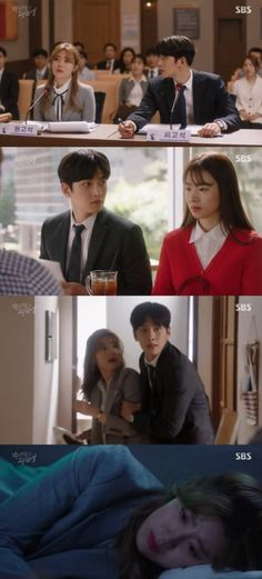 [Spoiler] Added episodes 5 and 6 captures for the #kdrama 'Suspicious Partner'