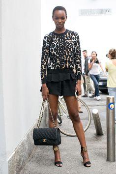 Milan Fashion Week Spring 2014 Models