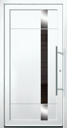 Contemporary and modern entry doors by Groke. A superior alternative to fiberglass, steel or wood doors.