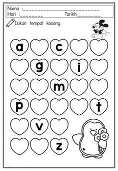 37 Pra Sekolah Bm Ideas In 2021 Preschool Worksheets Kindergarten Worksheets School Kids Activities